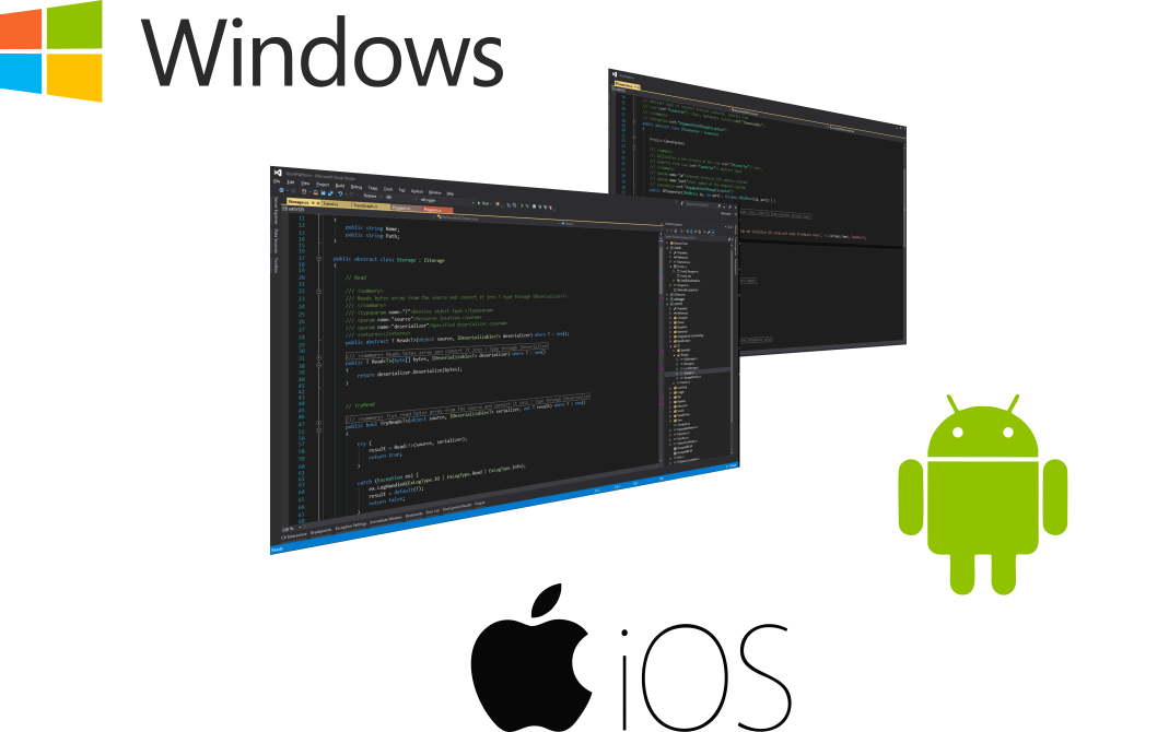 programming-windows-ios-andriod